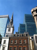 Old and new London Stock Photography