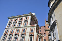 Old new Rome Royalty Free Stock Images