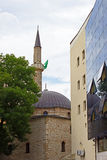 Old and New in Sarajevo Royalty Free Stock Images