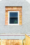 Installing new windows Royalty Free Stock Image