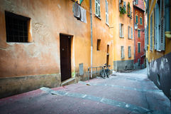 Old Nice, France. Stock Image