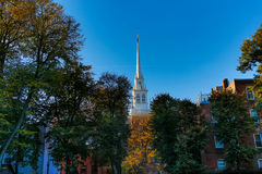 Old North Church Stock Image