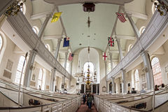 The Old North Church Royalty Free Stock Images
