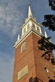 Old north church Stock Photography