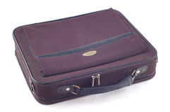 Old notebook bag. Royalty Free Stock Images