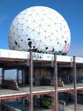Old NSA station Teufelsberg Stock Photo