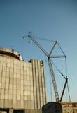 Old nuclear plant. Crimea. Ukraine Royalty Free Stock Photo