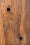 Old oak solid wood lacquered Stock Photo