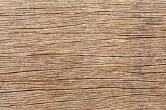 Old oak wood plank Stock Photo