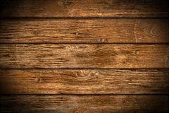 Old oak wood rustic retro planks background Stock Photo