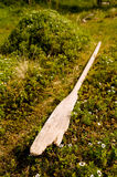 Old oar Stock Photography