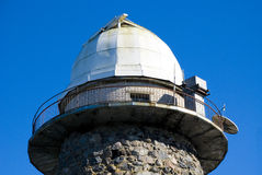 Old observatory Stock Photos