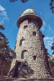 Old observatory. Tallinn, Estonia Stock Images