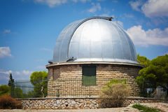 Old observatory Stock Photo