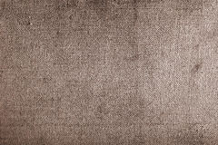 Old obsolete fabric textured background Royalty Free Stock Photography