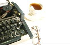 Old office. Typewriter Royalty Free Stock Photo