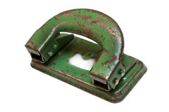 Old Office Hole Puncher Royalty Free Stock Photo