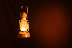 Old oil lamp Royalty Free Stock Photography