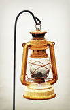 Old oil lamp Royalty Free Stock Photos