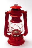 Old oil lantern Stock Photos