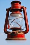 Old oil lantern Royalty Free Stock Photo