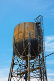 Old oil Tank Tower Stock Images