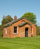 Old one-room schoolhouse Royalty Free Stock Image