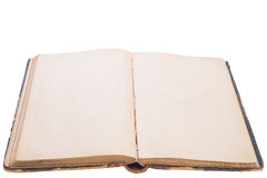 Old open book. Stock Images