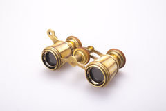 Old opera glasses Royalty Free Stock Photos