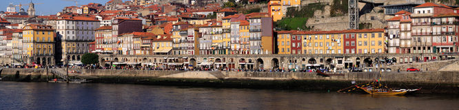 Old Oporto in the morning Stock Photography