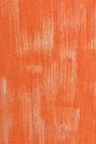 Old orange grunge painted texture Stock Image