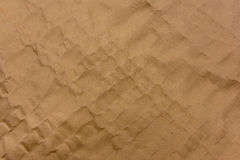 Old orange paper texture paper background Royalty Free Stock Photos