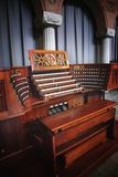 Old organ Royalty Free Stock Image