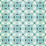 Old ornamental tile stock illustration