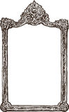 Old ornate frame Stock Photos