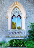 Old Ornate Palace Window Royalty Free Stock Photos