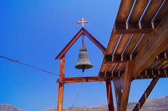 Old orthodox bell Stock Images