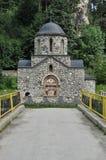 Old orthodox chapel in Bran, Romania Royalty Free Stock Photo