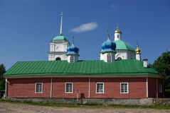 Old Orthodox Church Royalty Free Stock Photos