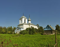 Old Orthodox Church Royalty Free Stock Photography