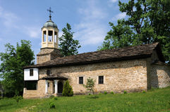 Old Orthodox Church in Bozhentsi Village stock images