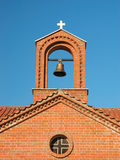 Old orthodox church, Greece Royalty Free Stock Photo