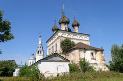 Old orthodox church Royalty Free Stock Photos