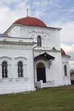 Old orthodox church. Kremlin in Kolomna, Russia. Stock Photography