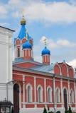 Old orthodox church. Kremlin in Kolomna, Russia. Royalty Free Stock Photos