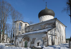 Old orthodox church Stock Photo