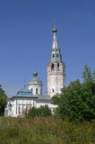 Old orthodox church in Middle Russia Royalty Free Stock Images