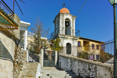 Old orthodox church in old town of Xanthi, Greece Royalty Free Stock Image