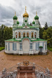 Old Orthodox Church .Poltava Stock Photo