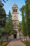 Old Orthodox church in Risan, Kotor bay Stock Photography